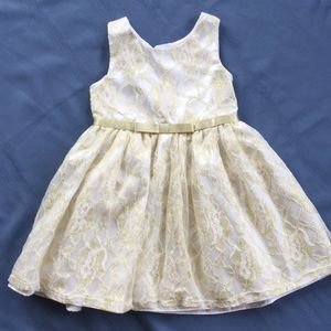 Special occasion dress toddler